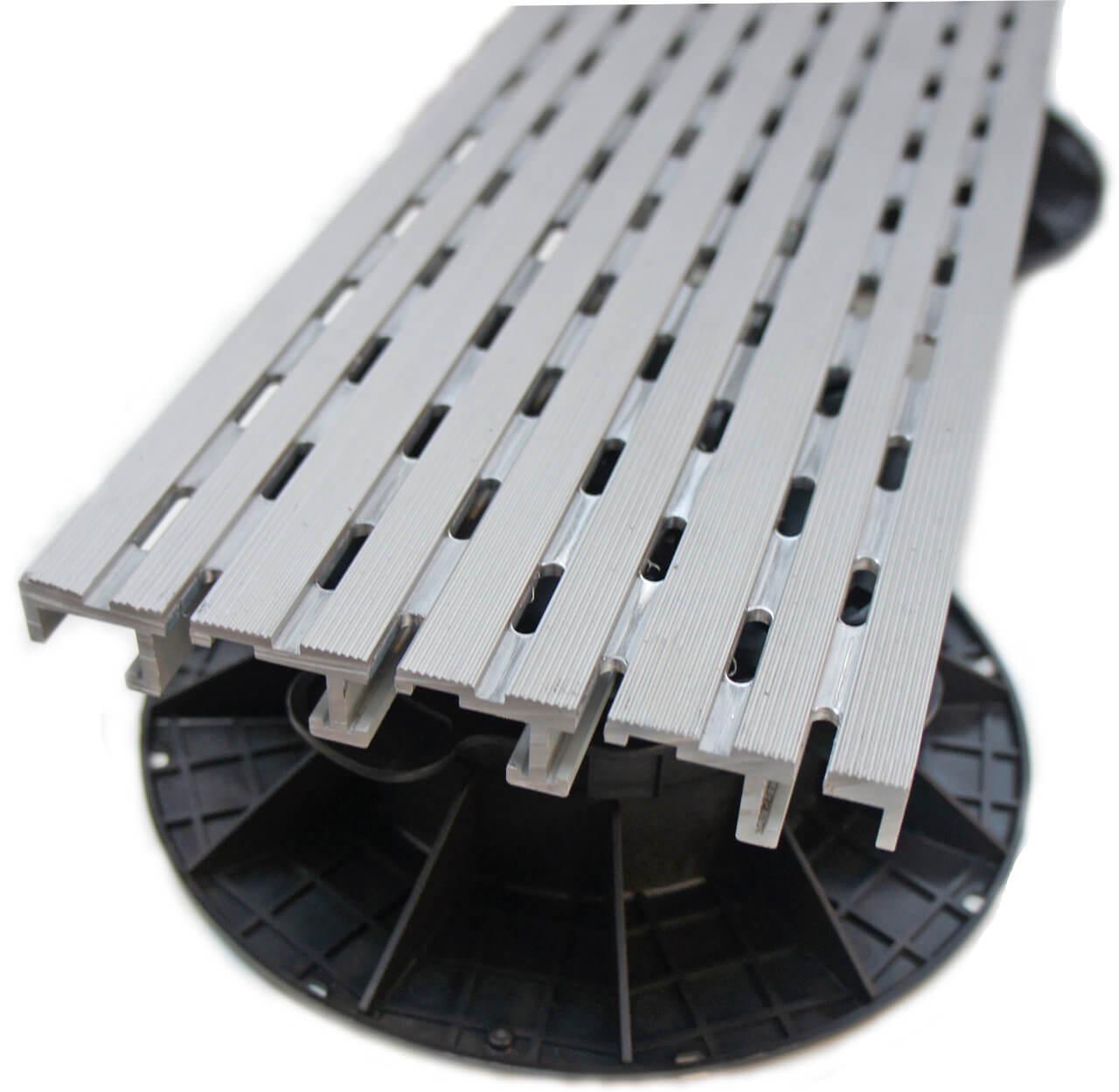 Fassadenrinne / Entwässerungsrinne / Belüftungsrinne – Mr. Gardener